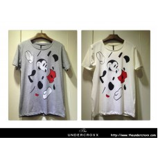TheUndercroxx  3065S  Break Up  Mickey Tee