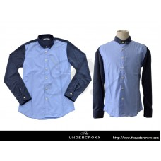 TheUndercroxx 6053L x Light Blue Shirt