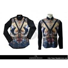 TheUndercroxx 6045L x Shirt